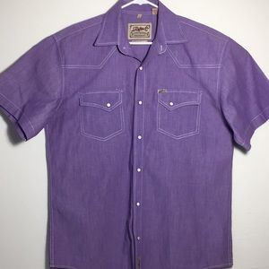 Rafter C Pro Flex 45 Men's Western Shirt